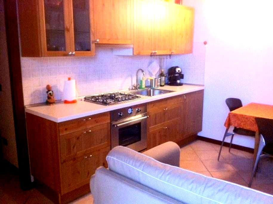 Appartamento bilocale vista lago - Pian Camuno - Wohnung