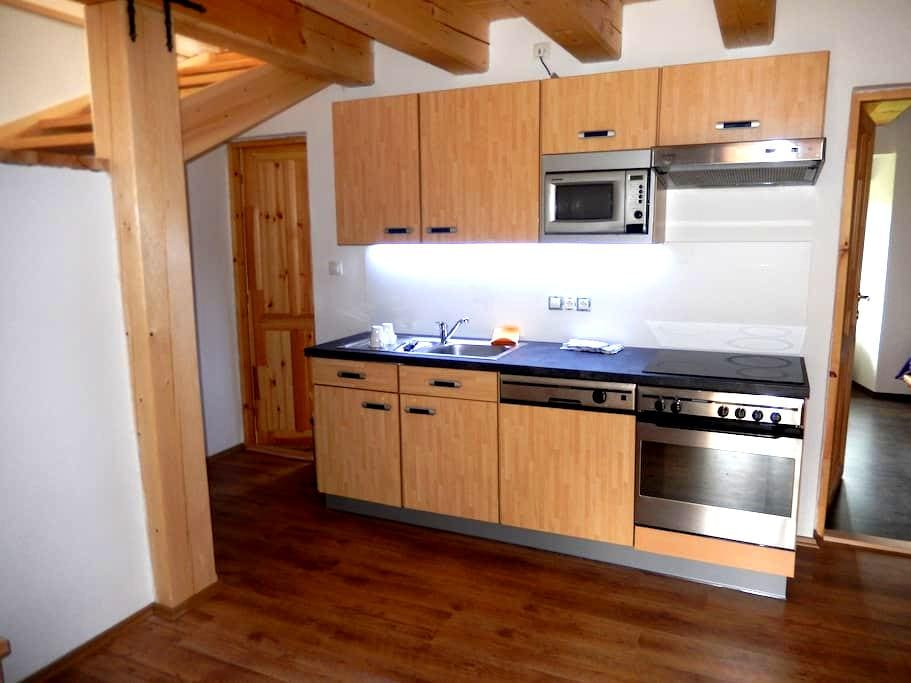 Ubytování na rodinné farmě - Kňovice - Guesthouse