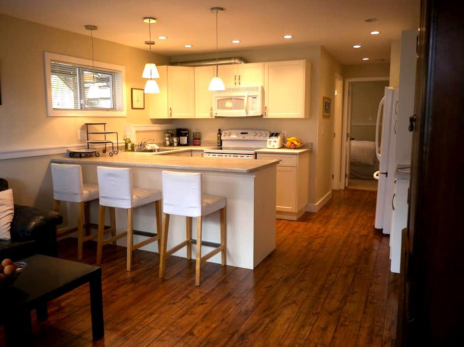 The Dream Big Suite - Courtenay - Apartment