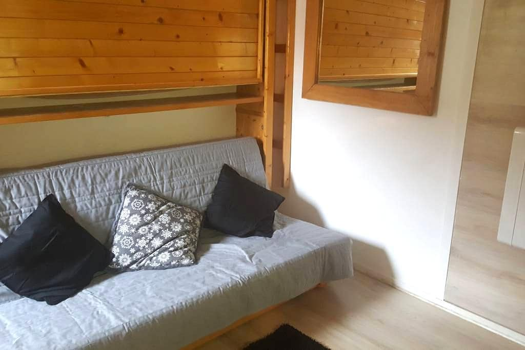 SALE!! end of the season Studio center Les 2 Alpes - Mont-de-Lans - Appartement