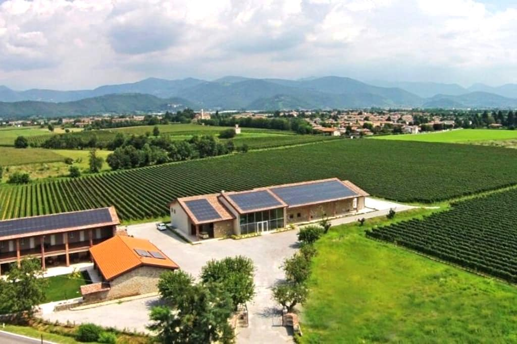 Romantica Holiday B&B Franciacorta - Passirano