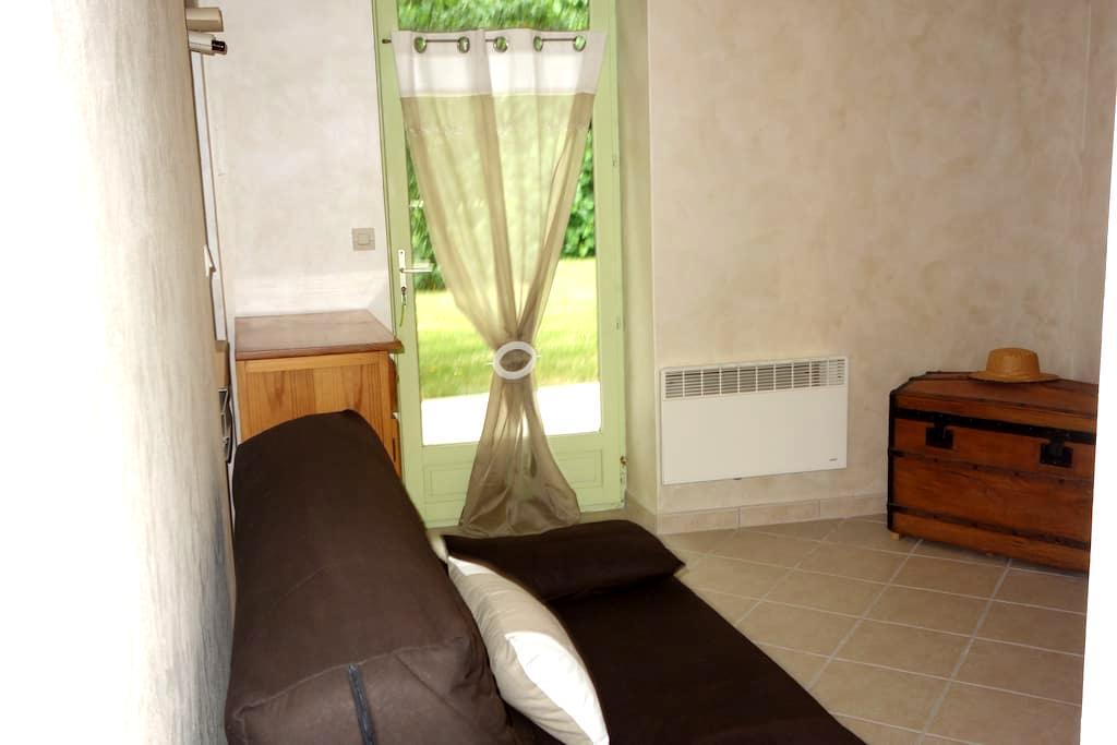 Chambre avec salle d'eau privée - Saint-Paul