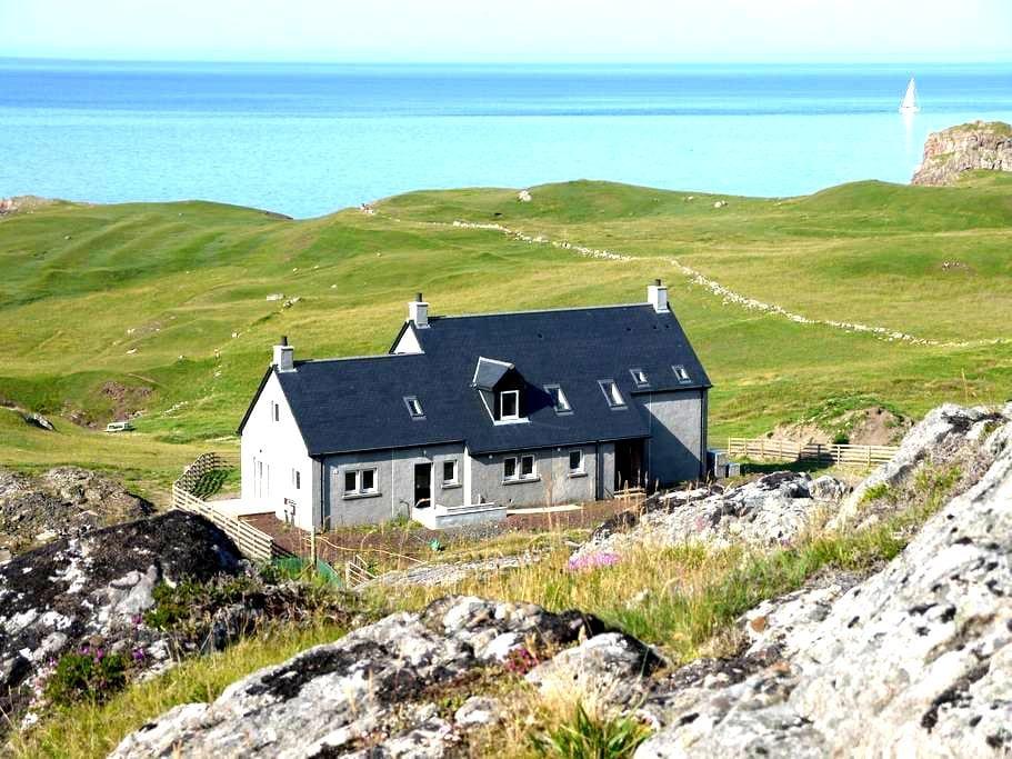 Split Rock Croft Cottage - few dates in March left - Lochinver - 其它
