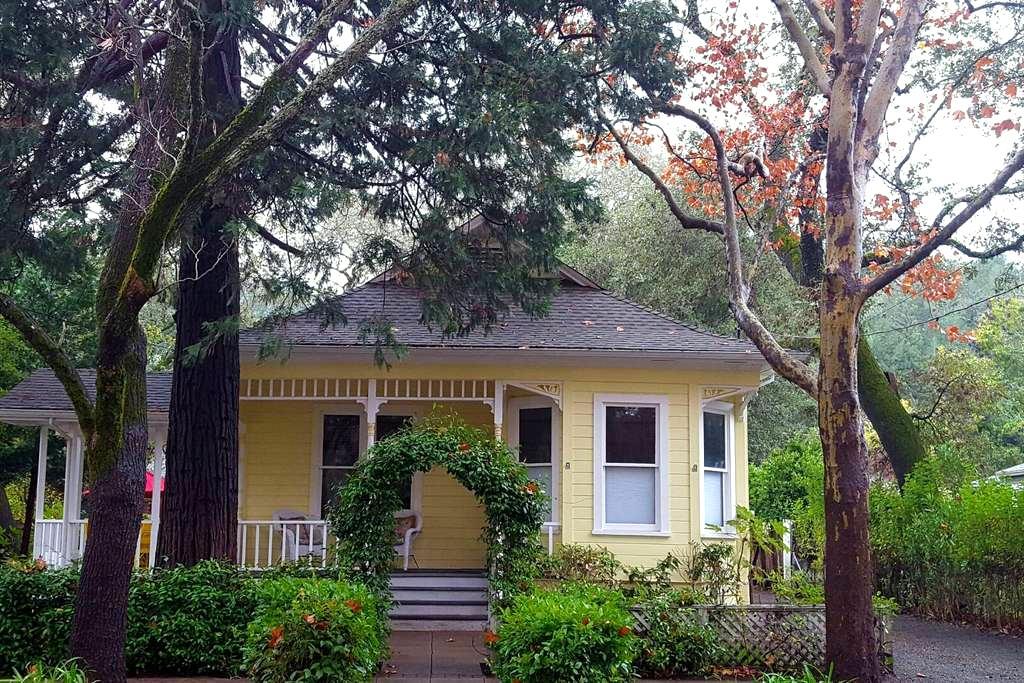 Cedar Street Victorian - Calistoga - Ház