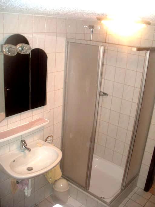 Ferienwohnung/Zimmer - Langenzenn - Apartmen