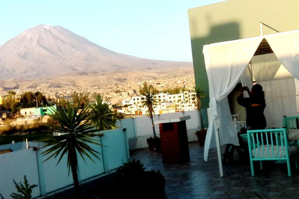 Casa en el Valle - Arequipa - Huoneisto