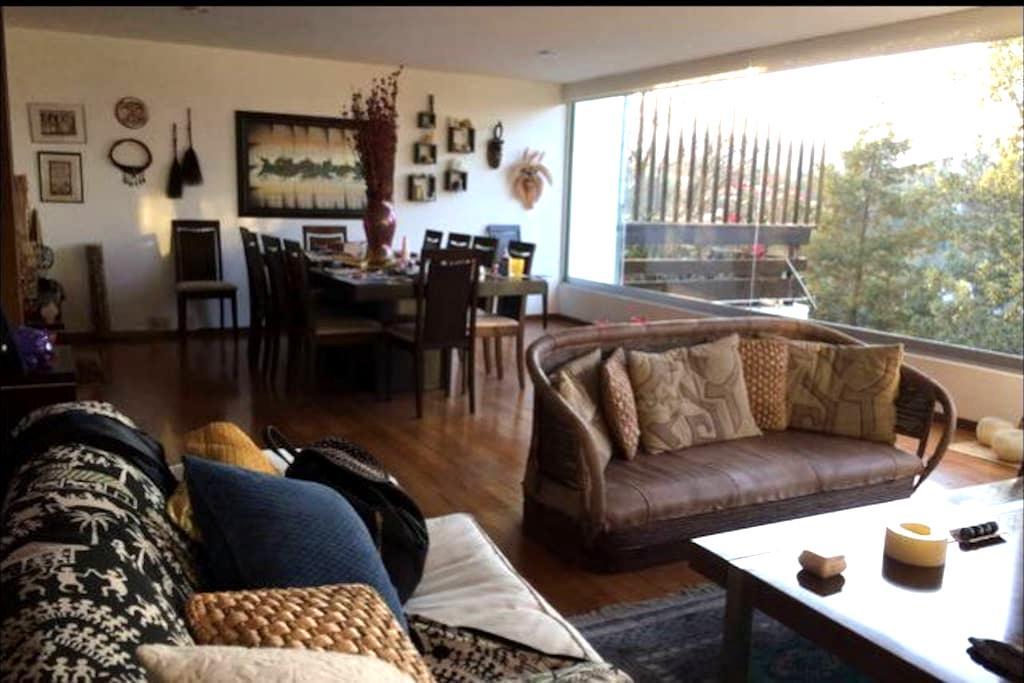 Cozy bedroom near Palmas - Naucalpan de Juárez - Talo