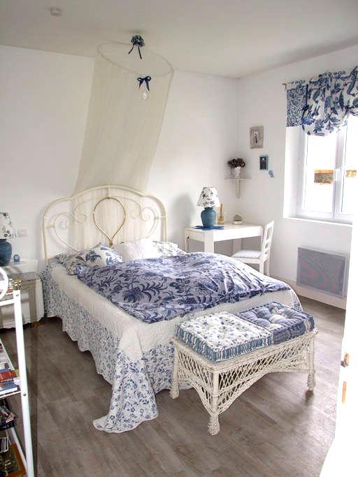 chambre d'hôtes au calme proche mer - Médis - Bed & Breakfast
