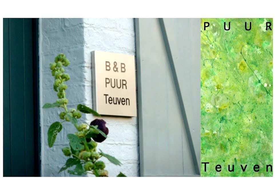 Kom Puur Teuven ontdekken - Teuven - ที่พักพร้อมอาหารเช้า