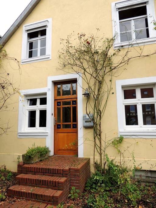Top Lage im schönen Lüdinghausen - Lüdinghausen - Haus