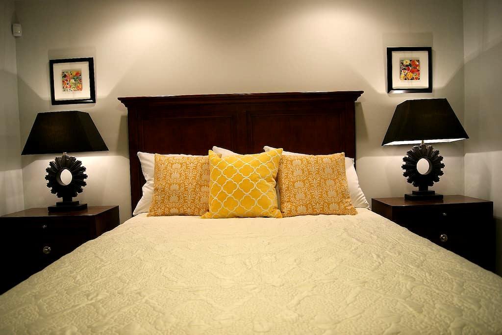 Spacious and Private North Atlanta Apartment - Alpharetta - Apartamento