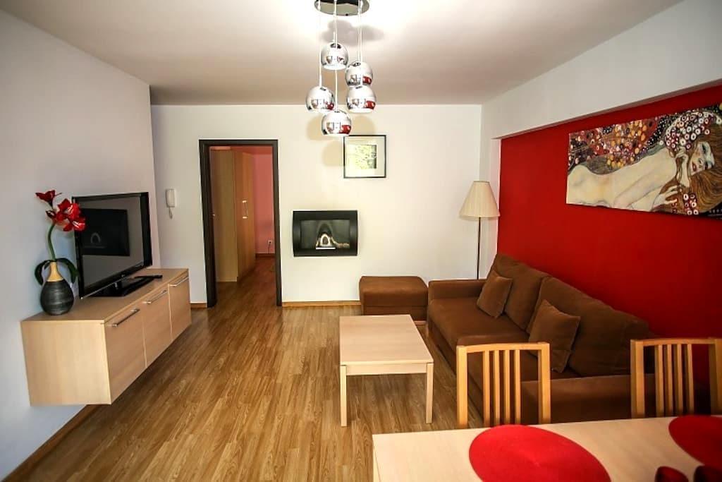 Apartament nad potokiem - Krynica-Zdrój
