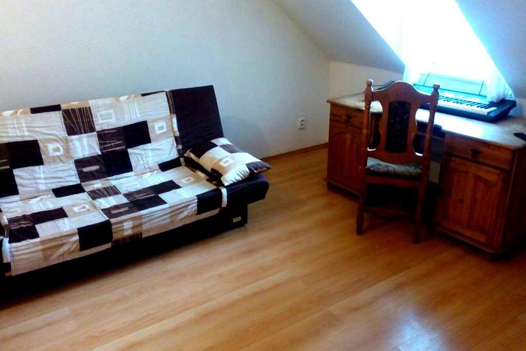 Byteček v podkroví - Karlovy Vary - Apartment