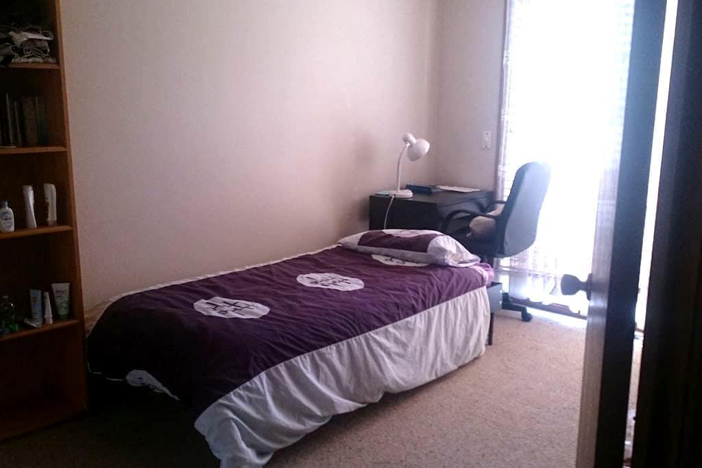 Big sunny rm, Pascoe Vale, 10kmcity - Pascoe Vale - Apartment