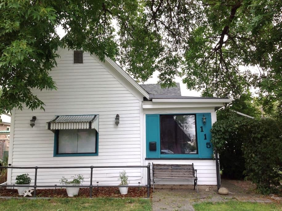 Downtown 2Bd Cozy and Convenient - Great Falls - House