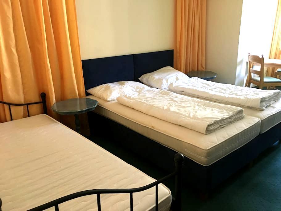 Zimmer für 3 in Skiwelt Söll (Z11) - Söll - House