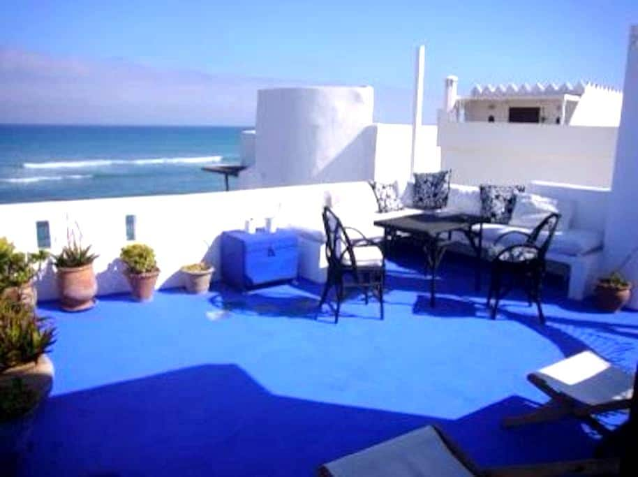 Charming house facing the Ocean - Asilah - Talo