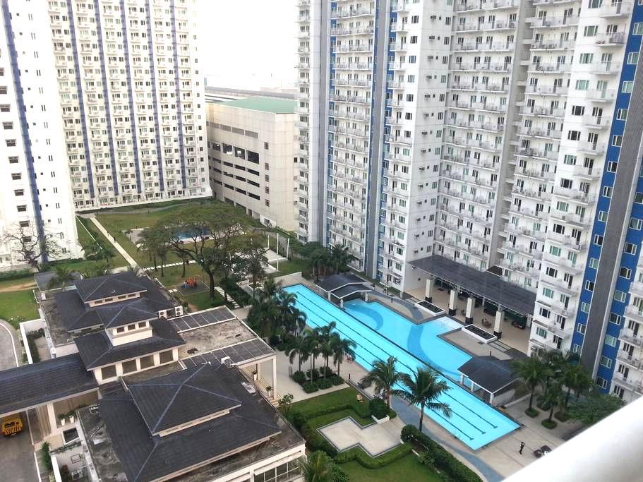 Resort-type Condo - Quezon City