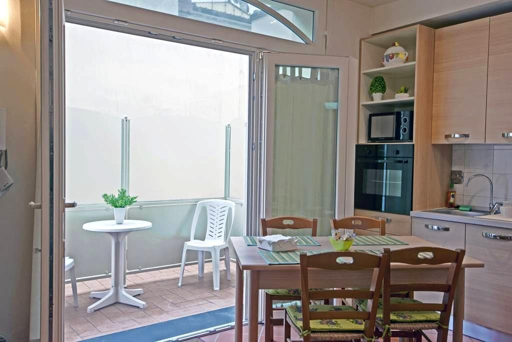 200 m from Pisa Tower ,free parking - Pisa - Apartment