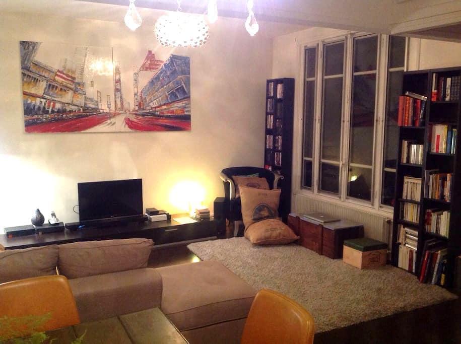 The little house in Paris - Charenton-le-Pont - Huis