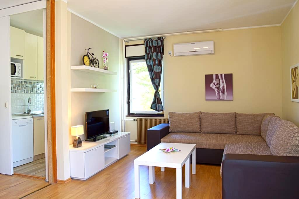Cozy & near the lakes Apartman Alex - Plitvička Jezera - Apartament