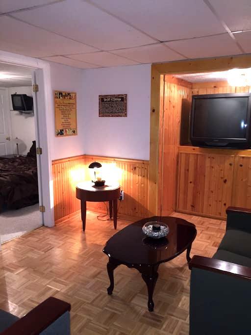Cozy & Convenient Inlaw Suite - Elkton