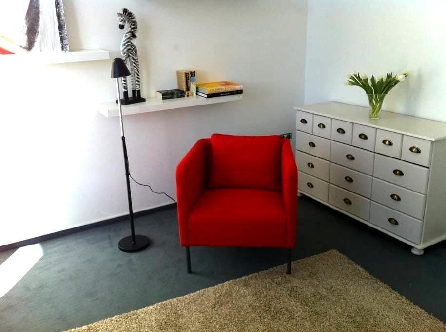 Modernes Apartement in ruhiger Lage - Aurich - Leilighet