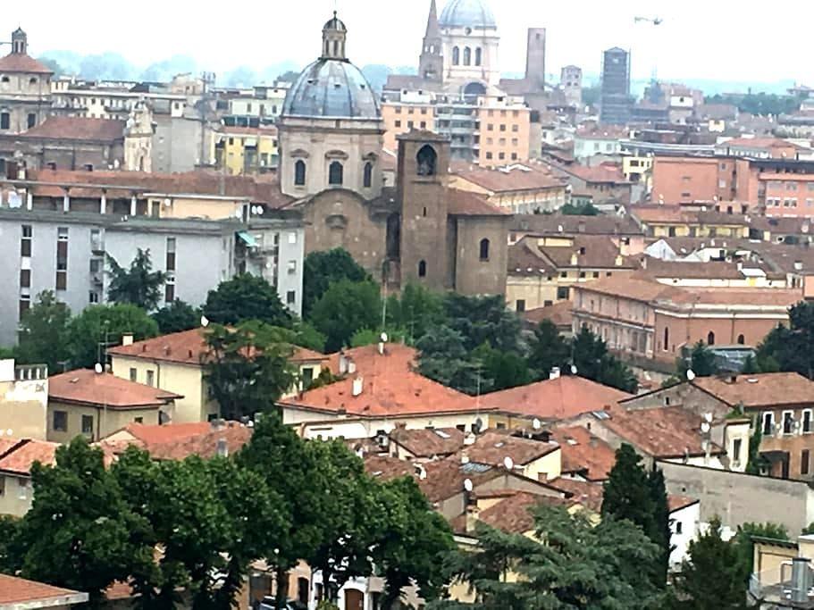 Appartamento panoramico - Mantova - Selveierleilighet