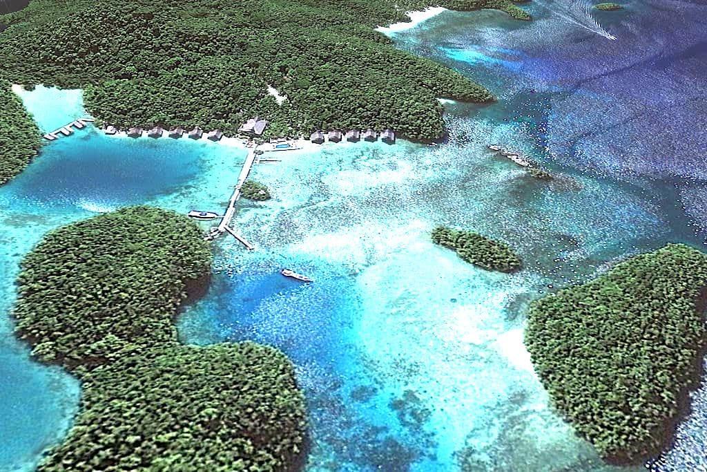 Club Tara Island Resort - Socorro - Bungalow