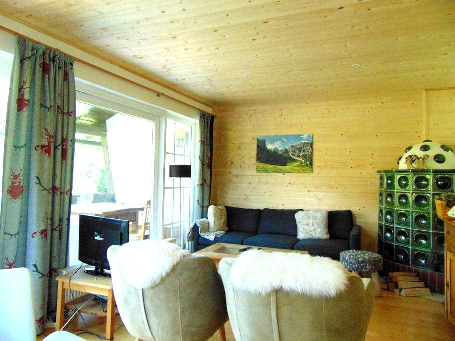 Luxurious chalet in St Oswald - Bad Kleinkirchheim - Hus