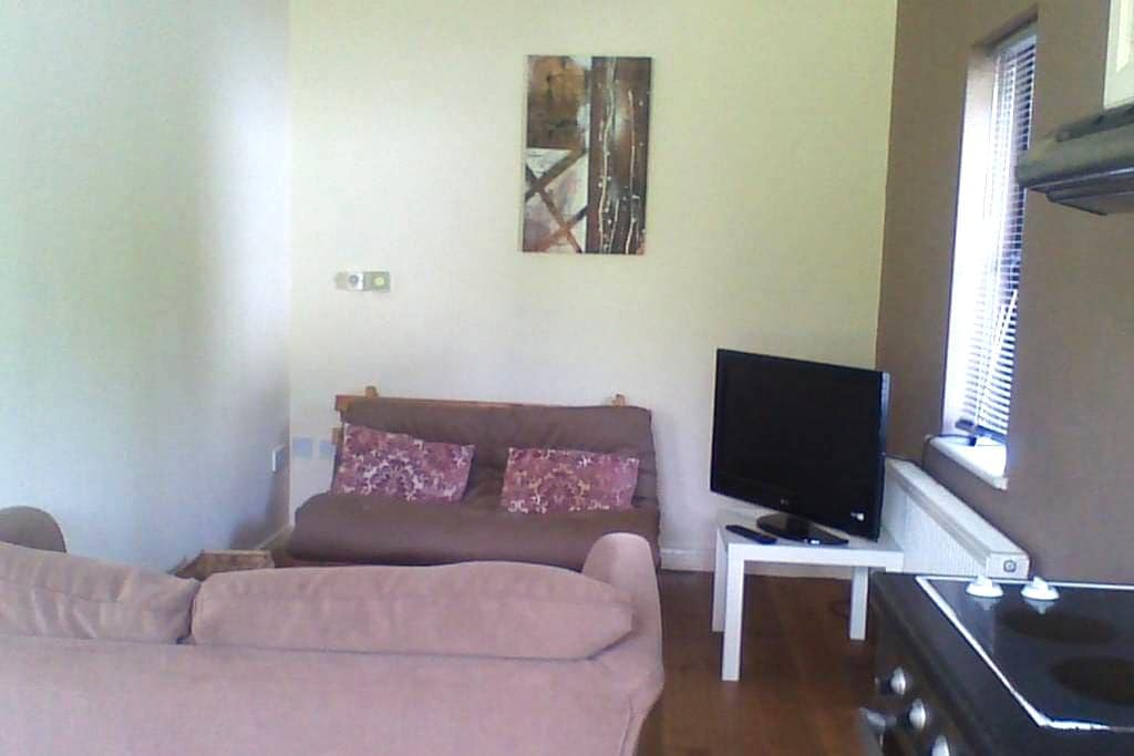 one bedroom apartment - Glasson, Athlone - Huis