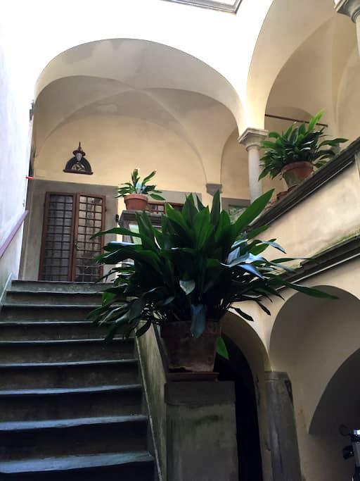 Monolocale Borgo Storico Pontremoli - Pontremoli - Appartement