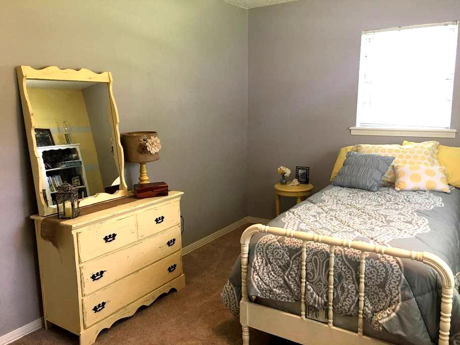 Inviting single room@cozyhome - Elkins - บ้าน
