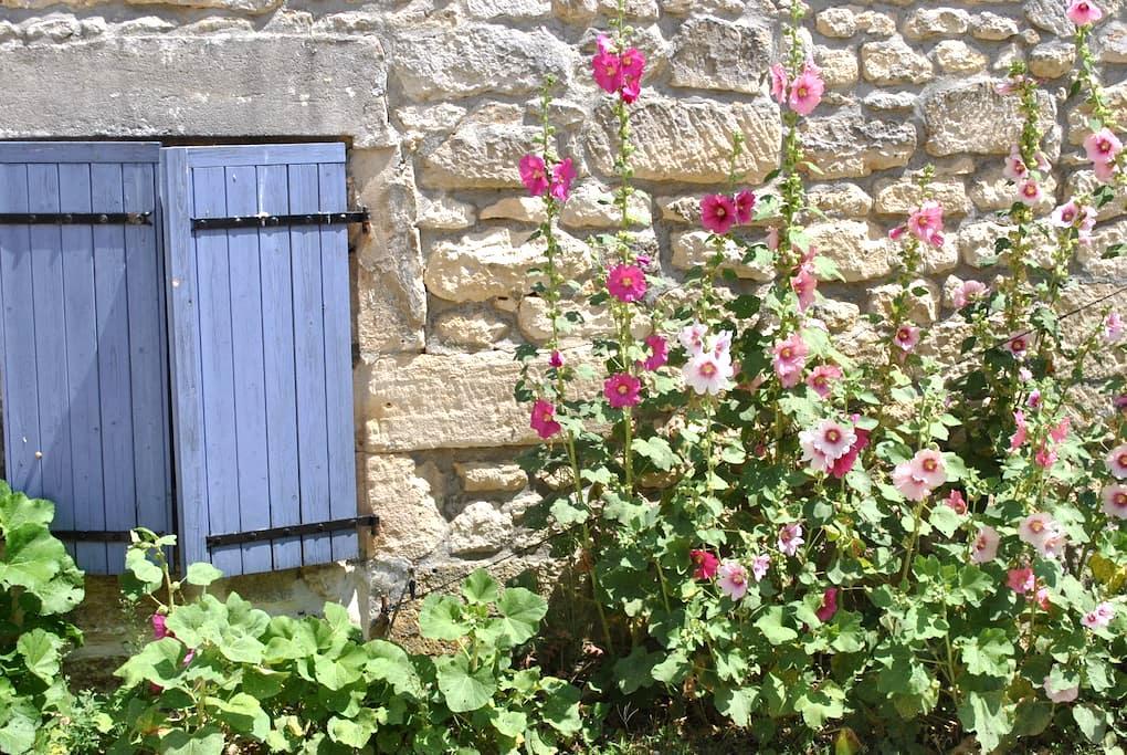 maison ancienne rénovée - Saint agnant