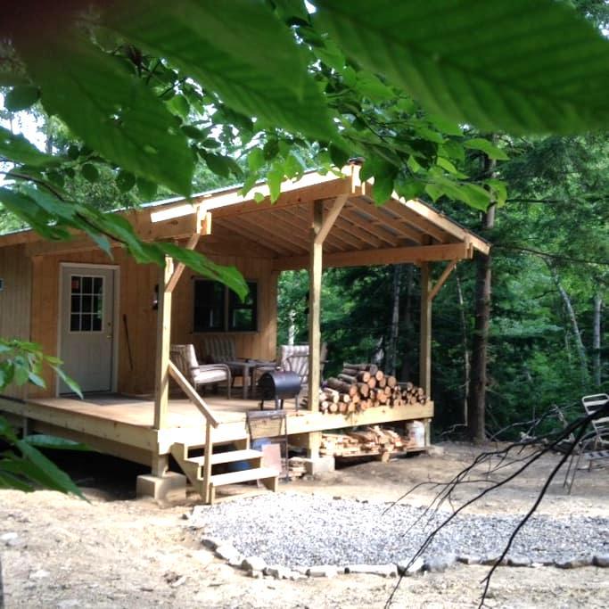Cabin Creek Hide-Away (Letchworth) - Dalton - Ξυλόσπιτο