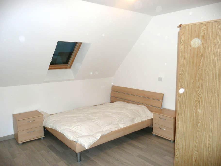 chambre 2 tt confort aéroport Lille - Lesquin - Hus