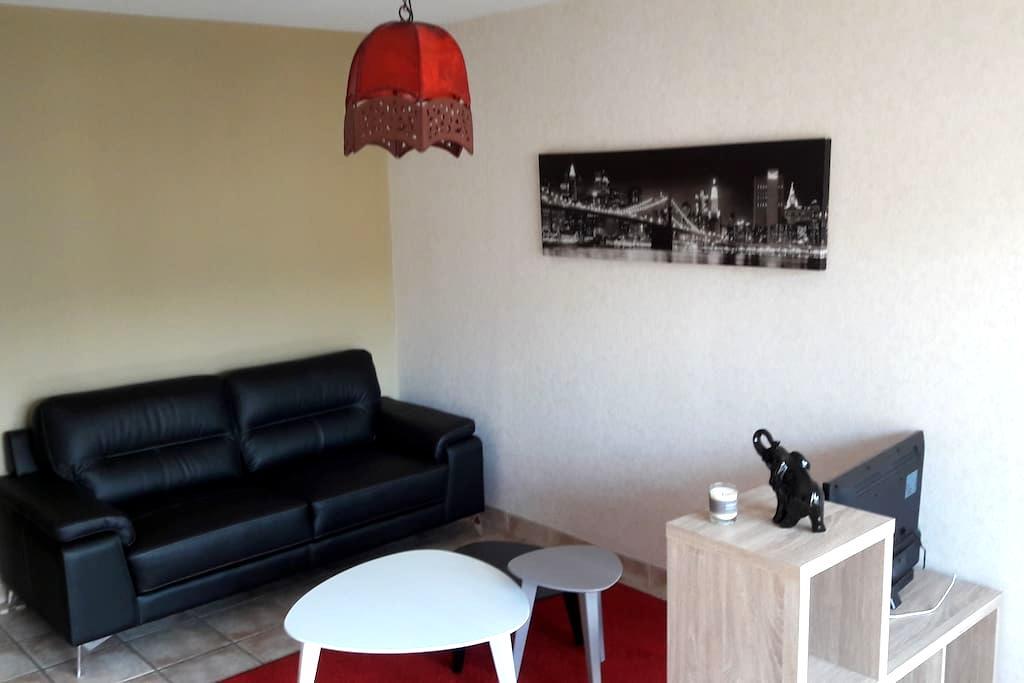Appartement lumineux calme  centre ville - Brive-la-Gaillarde