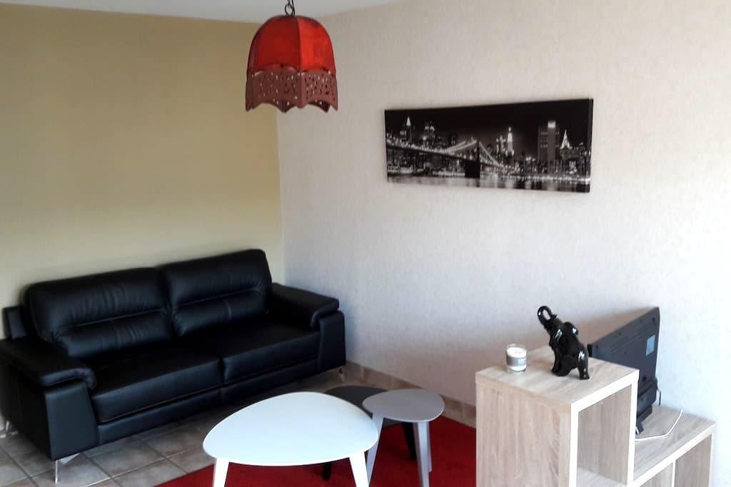 Appartement lumineux calme  centre ville - Brive-la-Gaillarde - Appartement