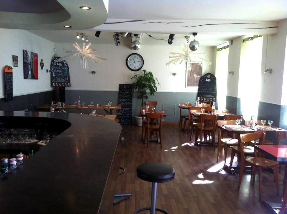 Chambre d'hôtes 15min Centrale EDF Blayes - Saint-Ciers-sur-Gironde - Oda + Kahvaltı