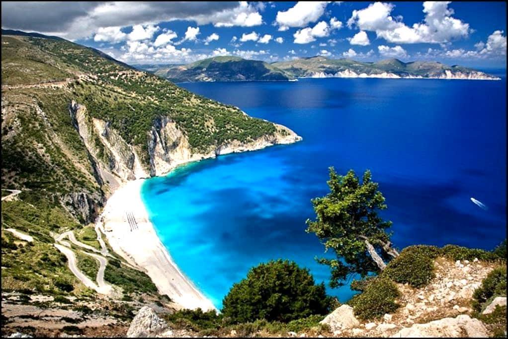 Comfortable two bedroom appartment - Argostoli - Аргостоли , остров  Кефалония , Греция