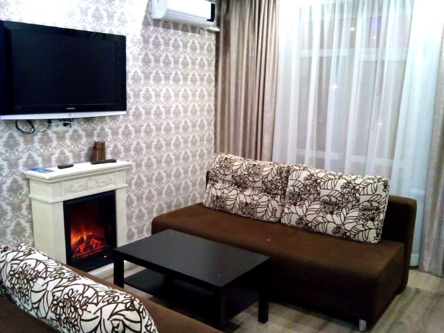 Квартира люкс рядом с Кремлем - Ярославль - Appartement