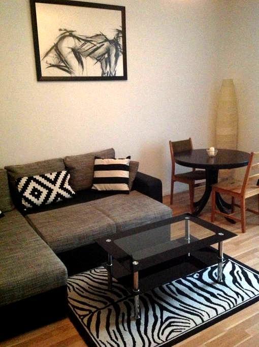 1,5 Zimmer Wohnung in ruhige Lage - Berlin