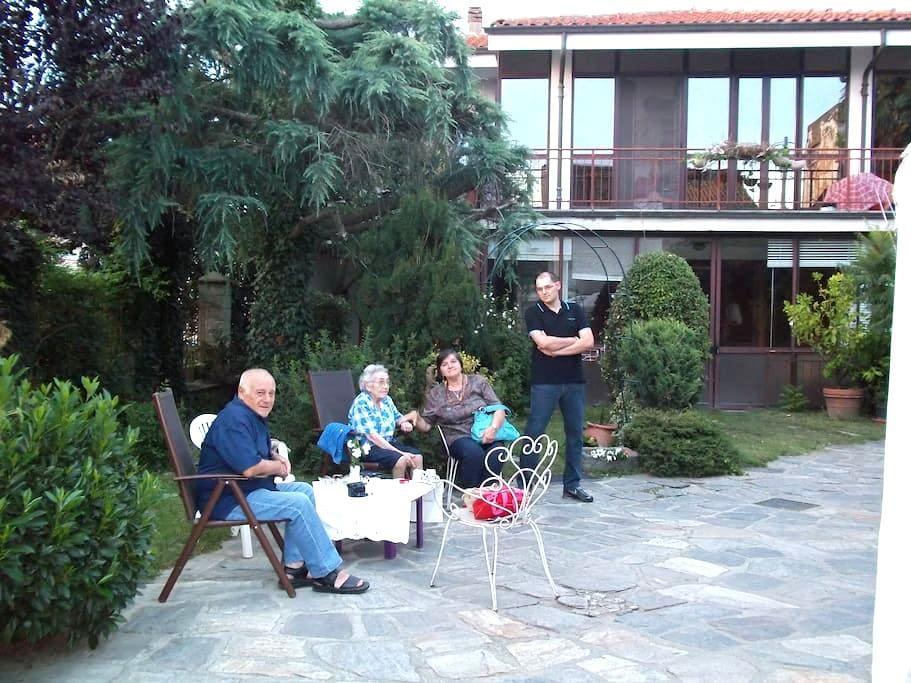 Appartamento in casa indipendente - Carisio - Apartment