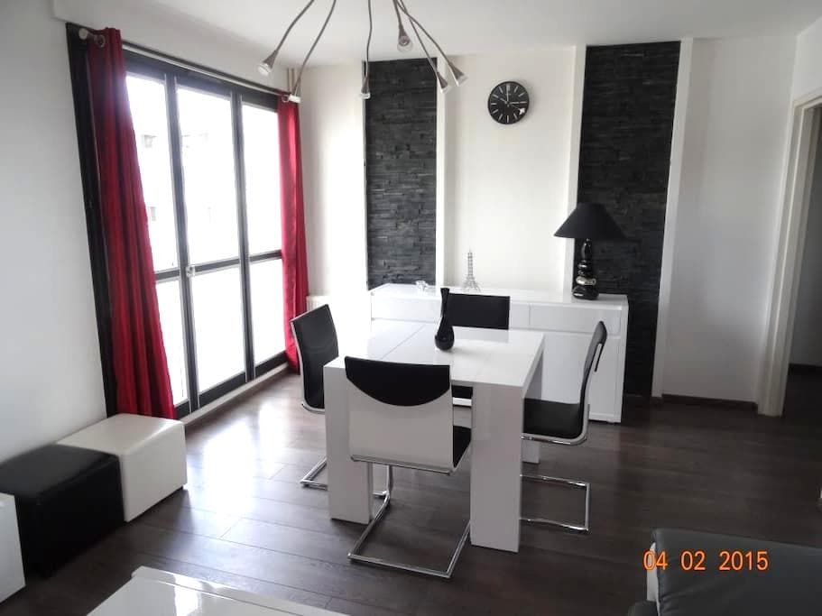 Une chambre de standing au centre - Rennes - Bed & Breakfast