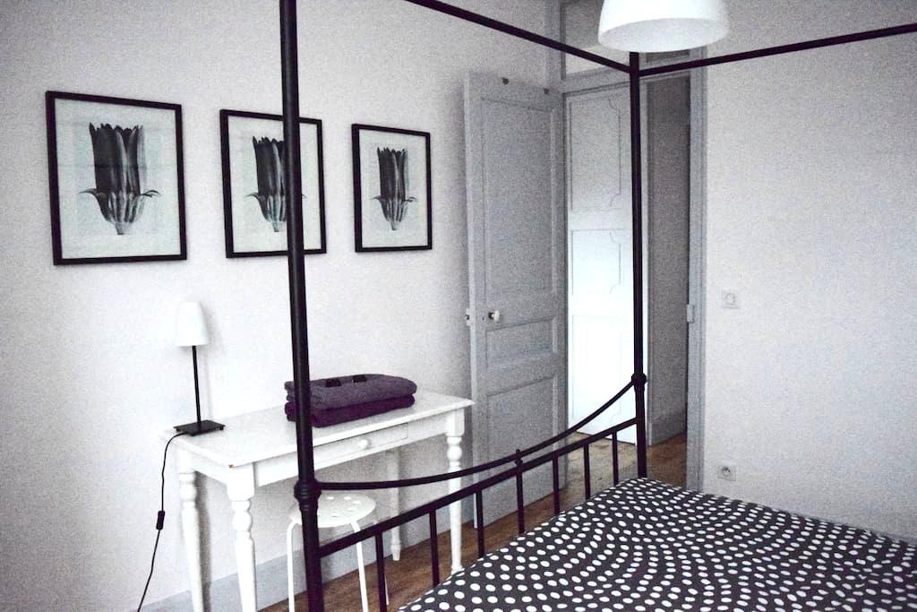 Séjournez dans un très joli village - Pont-en-Royans - Apartament
