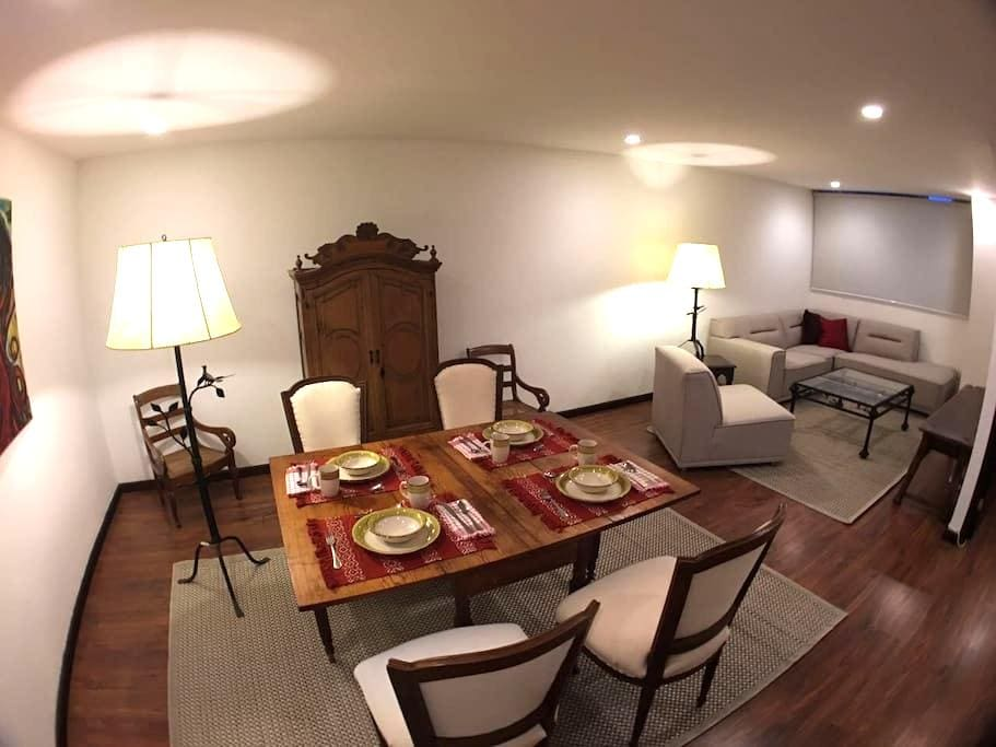 Elegant and Exclusive 1 bedroom apartment - Guatemala City - Leilighet