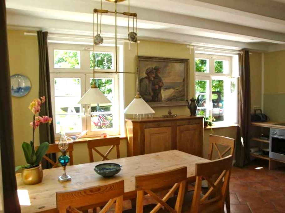 """Cosy apartment for 4 - """"Pearl"""" - Putbus"""