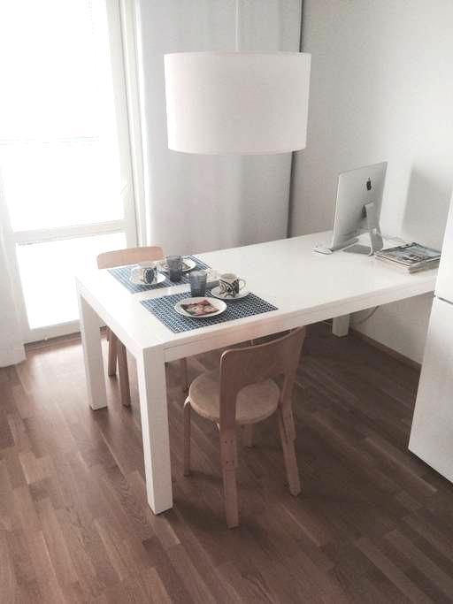 2h+k+s ydinkeskustassa.2rooms Flat inTheCityCenter - Lahti - Wohnung