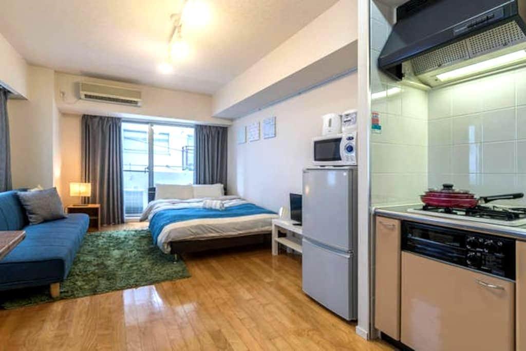 Direct to Shinjuku station / 3 beds Free wifi! - Suginami-ku - Apartmen