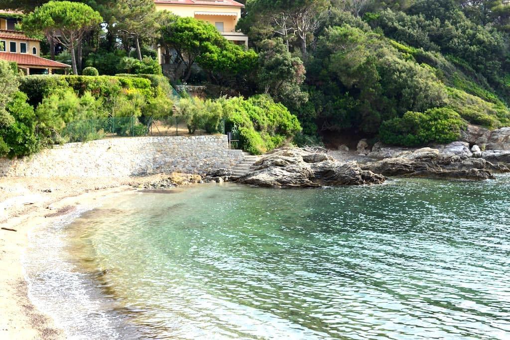 Isola d'Elba accesso diretto mare - Cavo - fraz. di Rio Marina - Квартира